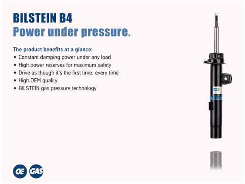 Bilstein 19-255576 B4 Series OE Replacement Shock Absorber B4 Series OE Replacement Shock Absorber