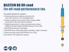 Bilstein 24-225410 B6 4600-Shock Absorber