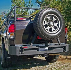 Body Armor TN-5293 Swing Arm Tire carrier for TN-2961 (Tundra)