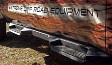 Body Armor TN-4121 RockStep side rails for Toyota Tundra Double Cab Only