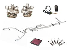 Borla 251004 S-Type Turbocharger Upgrade Kit