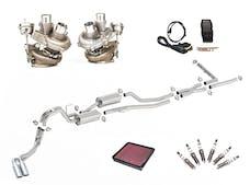 Borla 251008 S-Type Turbocharger Upgrade Kit