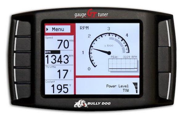 Bully Dog 40420 Triple Dog GT™ Diesel Gauge Tuner