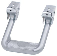 Carr 103994-1 HOOP II XP4 Titanium Silver Powder Coat Single Step