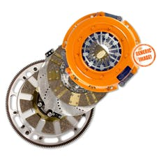 """Centerforce 413614843 DYAD DS 10.4"""" Clutch and Flywheel Kit"""