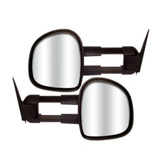 Cipa 70700 Towing Mirrors - Kit contains 1 LH and 1 RH mirror, instructions, and hardware