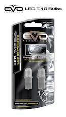 Cipa 93146 EVO Formance T-10 LED Bulbs