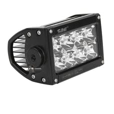CSI Accessories W4828 4in. Low Profile Double Row Light Bar Flood