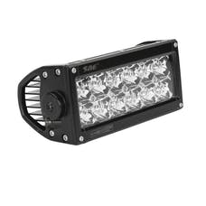 CSI Accessories W4831 6in. Low Profile Double Row Light Bar Spot