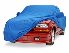 Covercraft C7D1 Covercraft Custom Fit Car Covers Sunbrella Pacific Blue