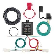 CURT 56350 Custom Wiring Harness (4-Way Flat Output)