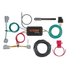 CURT 56355 Custom Wiring Harness (4-Way Flat Output)