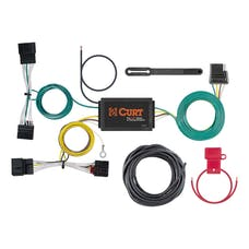 CURT 56388 Custom Wiring Harness (4-Way Flat Output)