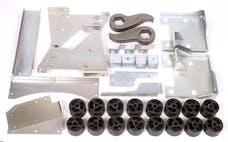 Daystar 4002309 HD Diesel 4 inch Lift Kit