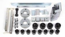 Daystar 4004101 4 inch Lift Kit
