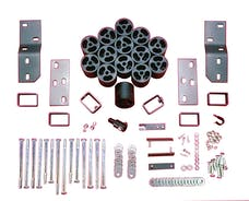 "Daystar PA7003 Body Lift Kit 3"""