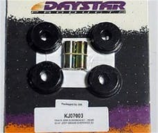 Daystar KJ03003BK Control Arm Bushings Front