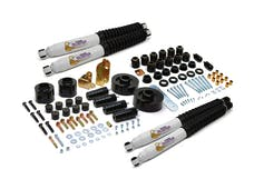 Daystar KJ09155BK Suspension / Body Lift Combo Kit