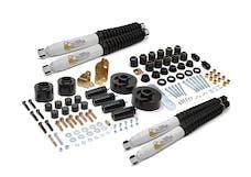 Daystar KJ09155BK Suspension / Body Lift Combo Kit