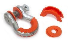Daystar KU70057AG D-Ring Isolator And Washers; Orange