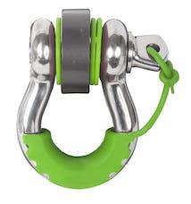 Daystar KU70058FG Locking D-Ring Isolator, Fl. Green