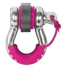 Daystar KU70058FP Locking D-Ring Isolator, Fl. Pink