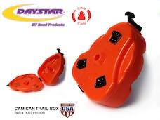 Daystar KU71114OR Cam Can; Trail Box; Only; Orange