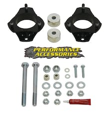 "Daystar PATL230PA Strut Extension Leveling Kit; 2.5"" Lift"