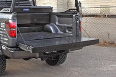 Dee Zee DZ4145B Tailgate Protector Full Black Tread
