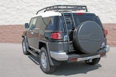 Dee Zee DZ760611 Tubes - Misc SUV Ladder