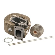 DEI 010149 T25/T28 Titanium Turbo Shield Kit