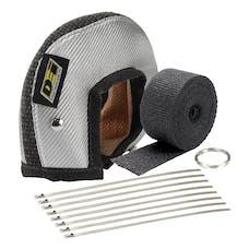 Design Engineering, Inc. 010175 Ultra 47 Turbo Shield Kit-T4-Silver