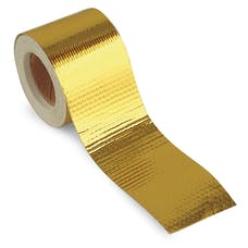 """Design Engineering, Inc. 010396 Reflect-A-GOLD Tape 2"""" x 15ft roll"""