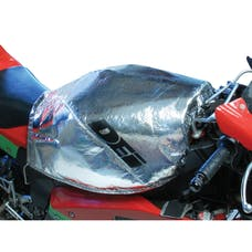 Design Engineering, Inc. 010465 Motorcycle Fuel Tank Cover