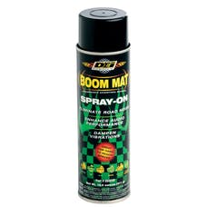 Design Engineering, Inc. 050220 Boom Mat Vibration Damping Spray-On 18 oz can