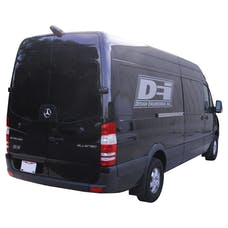 Design Engineering, Inc. 050401 Sprinter van insulation 350sqft