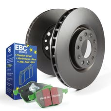 EBC Brakes S14KR1018 S14 Kits Greenstuff and RK Rotors SUV