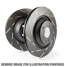 EBC Brakes USR005 EBC USR Series Sport Slotted Rotor