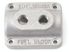 Edelbrock 1280 Fuel Distribution Block