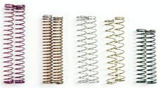 Edelbrock 1464 Step-Up Spring Assortment Includes 5 Different Springs (Qty 2)