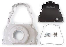 Edelbrock 4255 Aluminum Timing Cover