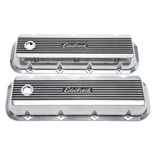 Edelbrock 4275 Elite II Series Valve Cover