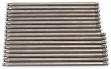 "Edelbrock 9635 PUSHROD SET ONE PIECE BBC 348/409 ""W"" SET OF 16"