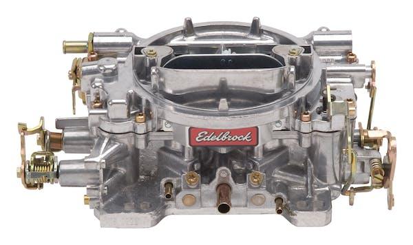 Edelbrock 9905 CARB RECON PERF 600 CFM MANUAL SATIN