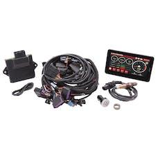 Edelbrock 35712 PRO FLO 4 ECU & ENGINE HARNESS KIT FOR GEN IV 58x LS ENGINES
