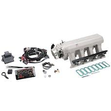 Edelbrock 35720 PRO FLO 4 XT EFI SYSTEM LS GEN III/IV CAHEDRAL PORTS 475 HP MAX