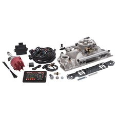 Edelbrock 35770 Pro-Flo 4 EFI System for 1986 & Earlier Small-Block Chevy Engines