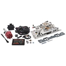 Edelbrock 35780 Pro-Flo 4 EFI Kit for Small-Block Chevy with Vortec/E-Tec Cylinder Heads