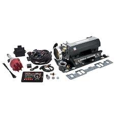 Edelbrock 35823 PRO FLO 4 FUEL INJECTION KIT XT SBC VORTEC/E-TEC 550 MAX HP