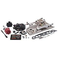 Edelbrock 35840 PRO FLO 4 FUEL INJECTION KIT BBC OVAL PORT 850 MAX HP